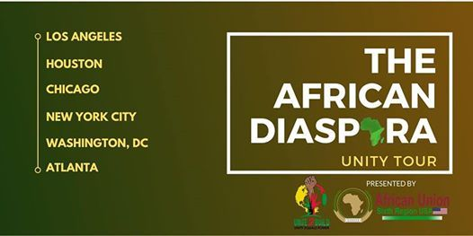 The Building Bridges African Diaspora Unity Tour -  Atlanta