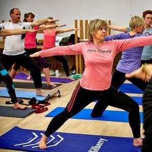 Optimr dit lb med yoga