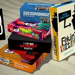UAC Virtual Jackbox Games Party