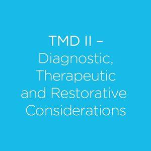 TMD II - Workshop