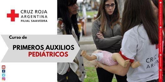 Copia de Primeros Auxilios Pediátricos (PRESENCIAL), 24 November | Event in San Martin | AllEvents.in