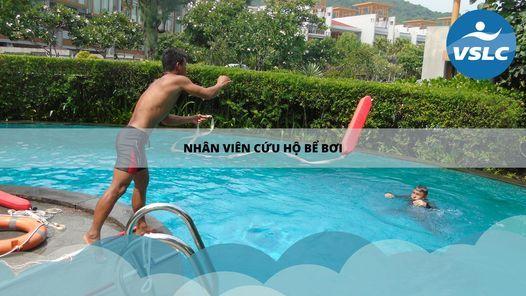 Pool Rescuer Training Course | Tập huấn Nhân viên Cứu hộ bể bơi, 16 July | Event in Hanoi | AllEvents.in