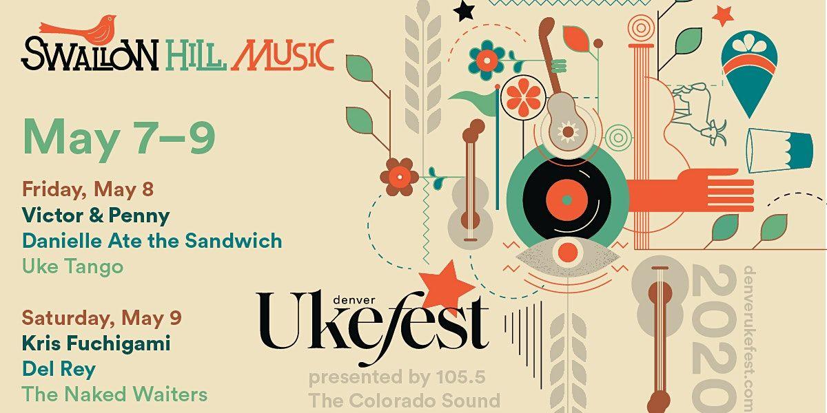 Denver Ukefest 2022, 5 May | Event in Denver | AllEvents.in