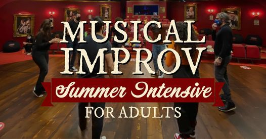 Summer Intensive 2021: Musical Improv With Paul, 11 May | Event in Dubai | AllEvents.in