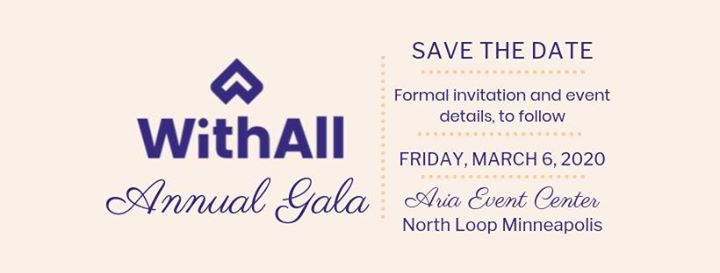 Minneapolis Events March 2020.Withalls Annual Gala At Aria Mpls Saint Louis Park