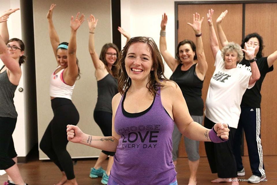 Zumba With Rachael | Online Event | AllEvents.in
