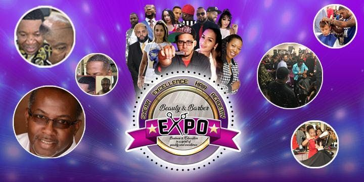 Shear Excellence 3rd Annual Beauty & Barber Expo October 20