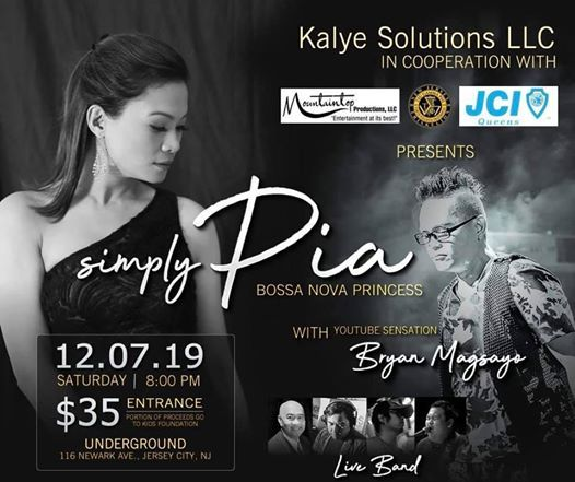 Simply Pia Concert by Kalye Solution LLC