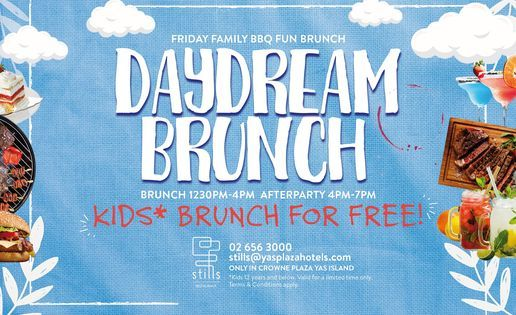 Daydream Brunch, 16 April   Event in Abu Dhabi   AllEvents.in