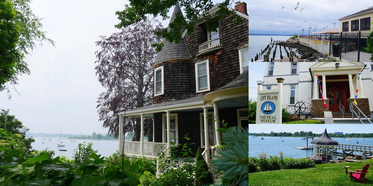 """Exploring the Seaside Village of City Island, the """"Cape Cod"""" of New York, 22 May 
