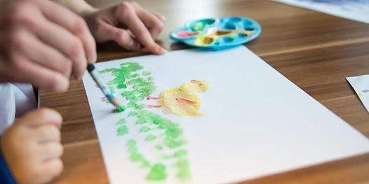 Make a Memory Book (3 - 5 yrs) - 26TEN week  Kingston Library