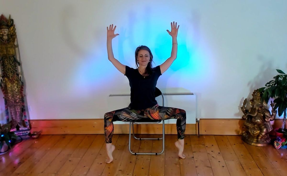 Teaching Accessible Chair Yoga, 24 November   Event in Leeds   AllEvents.in