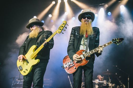 ZZ TOP at Charleston Coliseum & Convention Center, 21 September | Event in Saint Albans | AllEvents.in