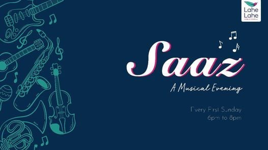 Saaz 25 : A Musical Evening at Lahe Lahe Santhe, 6 December | Event in Bangalore | AllEvents.in