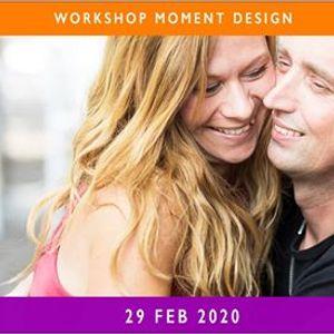 Workshop Moment Design door Peter Lammers