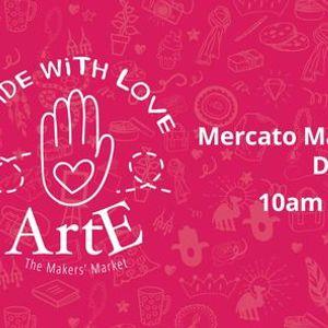ARTE Market Pop Up In Mercato Mall