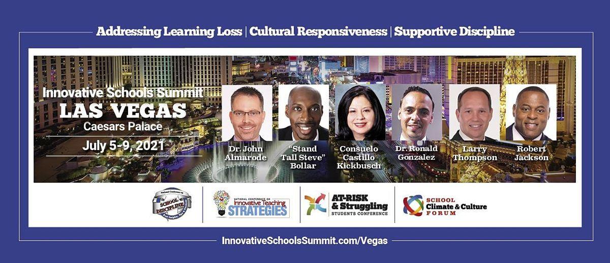 2021 Innovative Schools Summit LAS VEGAS, 5 July | Event in Las Vegas | AllEvents.in