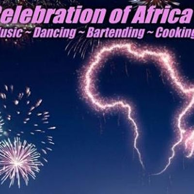 VIRTUAL CELEBRATION OF AFRICA Cooking Class Live Shows DJ and More