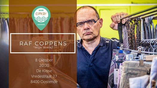 Comedy Oostende - Raf Coppens