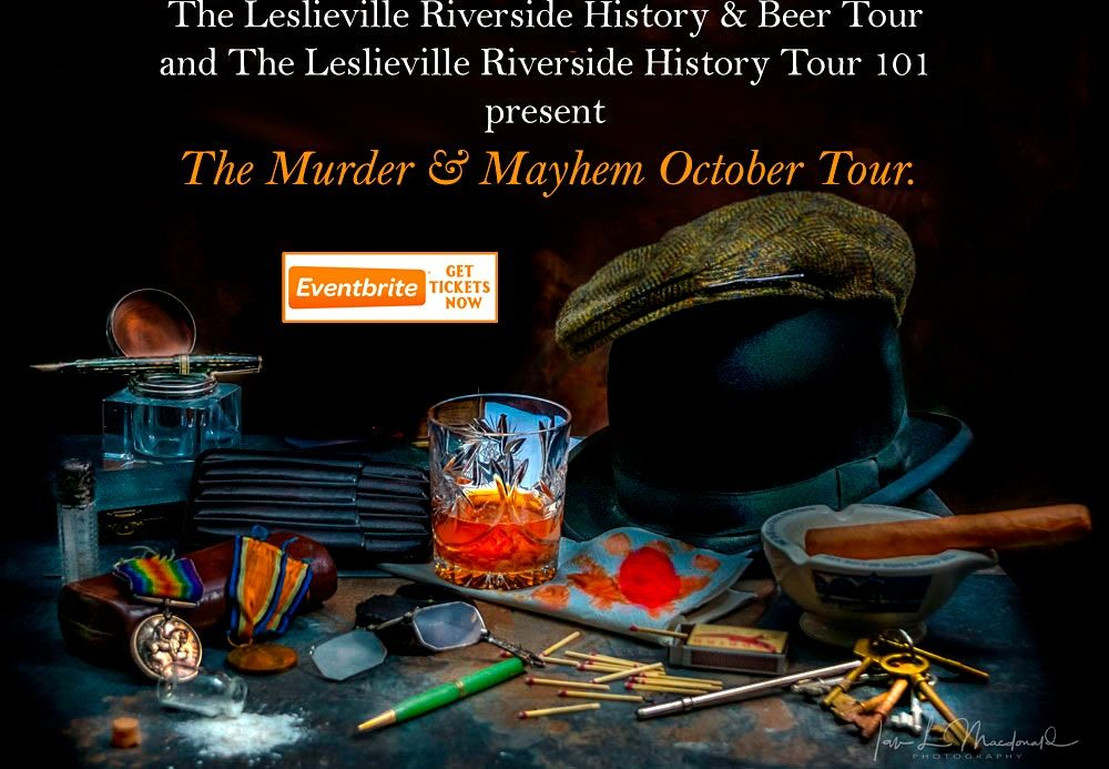 Leslieville Riverside History & Beer Tour | Event in Toronto | AllEvents.in