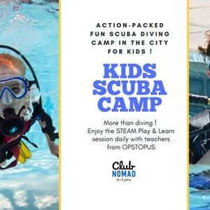 Kids Scuba Camp