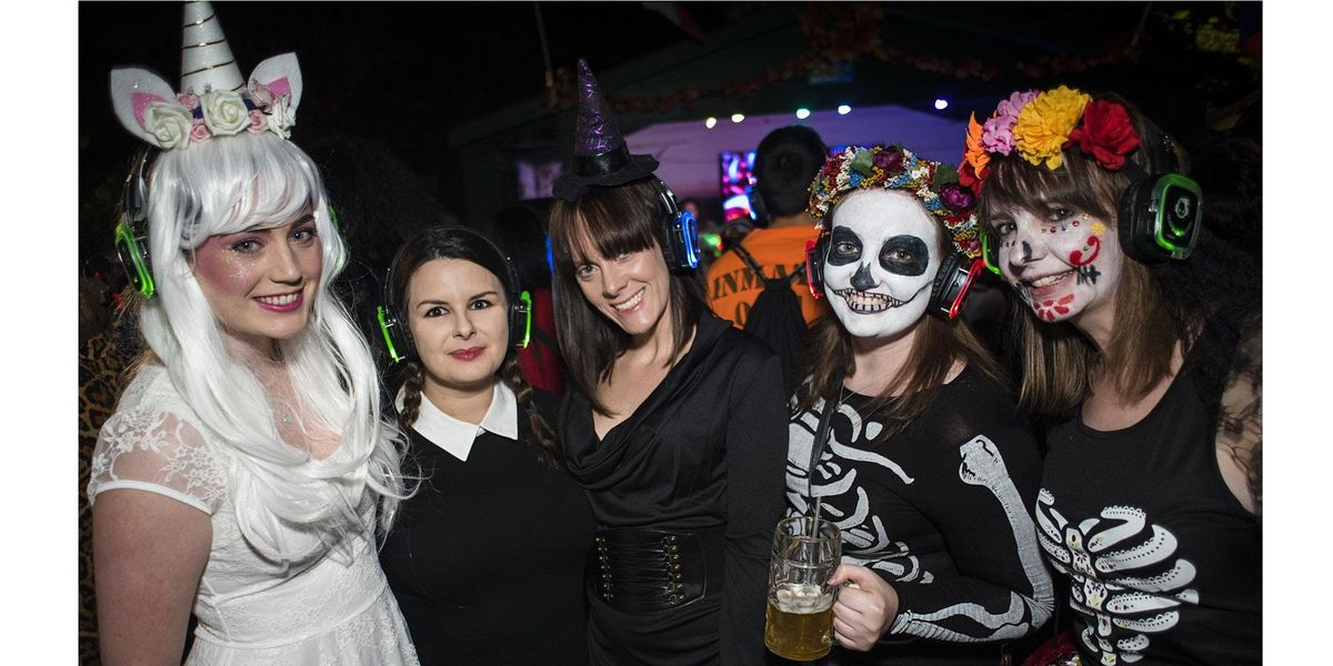 Spooky Silent Disco Party @ The Belmont, 31 October | Event in Austin | AllEvents.in