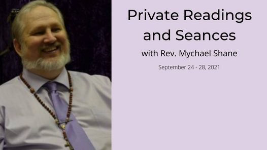 Private Readings and Seances with Rev. Mychael Shane, 24 September   Event in Glastonbury   AllEvents.in