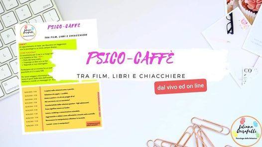 Psico-Caffè. Tra film, libri e chiacchiere. | Event in Messina | AllEvents.in