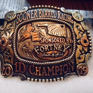 Sooner Barrel Racing Association Jackpot