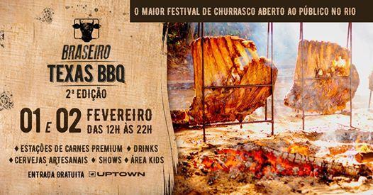 Braseiro Texas BBQ - Festival de Churrasco Aberto ao Pblico