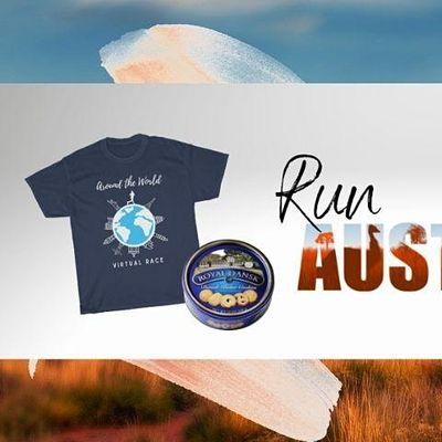 Run Australia Virtual Run