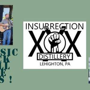 Mark & Ralph Return to Insurrection Distillery