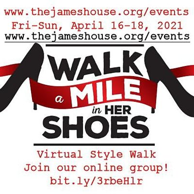 Walk a Mile in Her Shoes virtual style