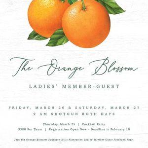 The Orange Blossom Ladies Member-Guest