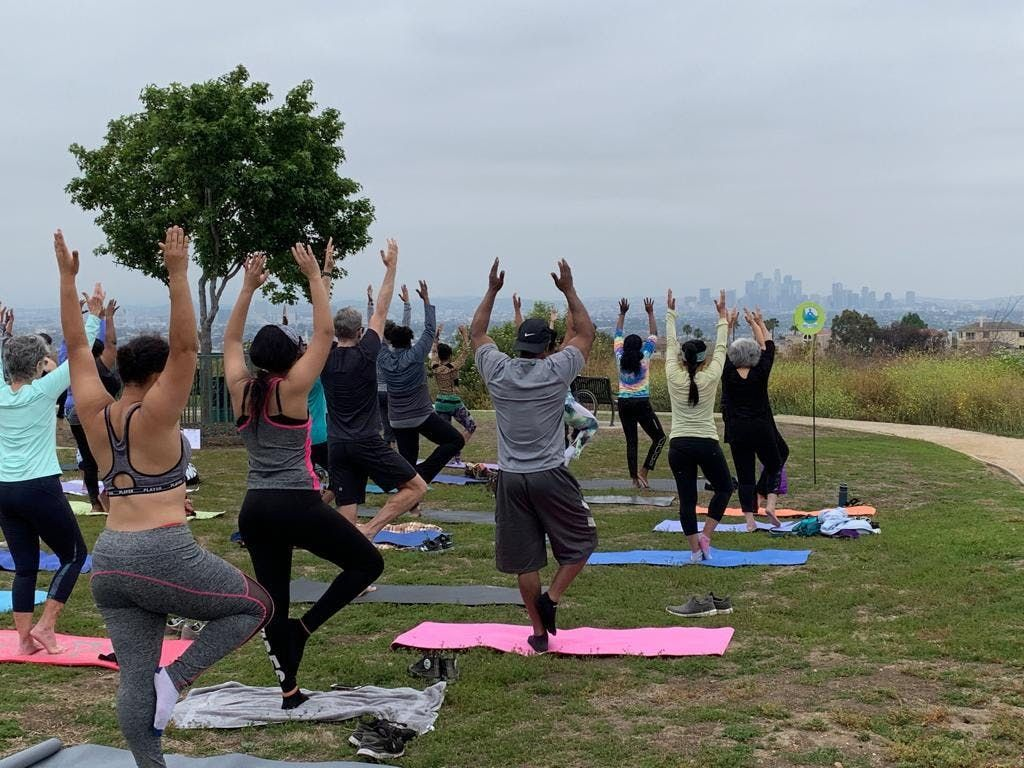Hike to Yoga LA - September 28