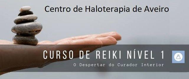 Curso de Reiki Nível I - Shoden, 24 April | Event in Aveiro | AllEvents.in