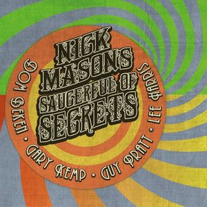 Nick Masons Saucerful Of Secrets  MGE