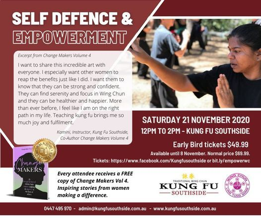 Womens Self Defence & Empowerment Workshop, 21 November   Event in Hillcrest   AllEvents.in