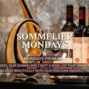 Sommelier Monday