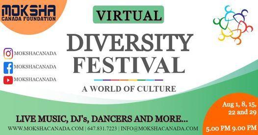Diversity Festival Canada - Virtual