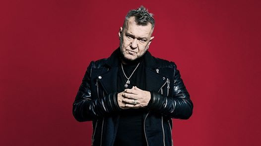 Jimmy Barnes - Shutting Down Your Town Tour