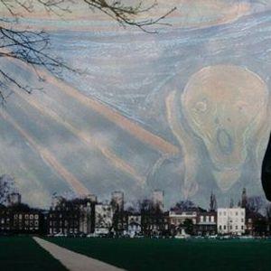 Jagten p Skriget - Foredrag med kunstdetektiv Charles Hill