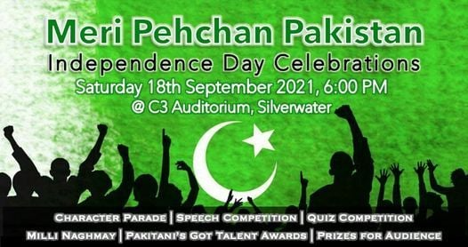 Meri Pehchan Pakistan, 18 September   Event in Castle Hill   AllEvents.in