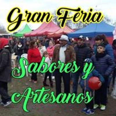 """Gran Feria  """"Sabores y  Artesanos"""""""