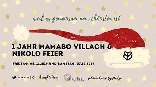 1 Jahr Mamabo Villach & Nikolo Feier