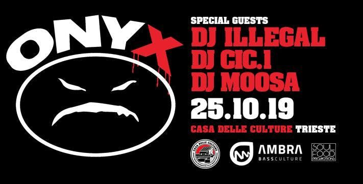 ONYX Live in Trieste