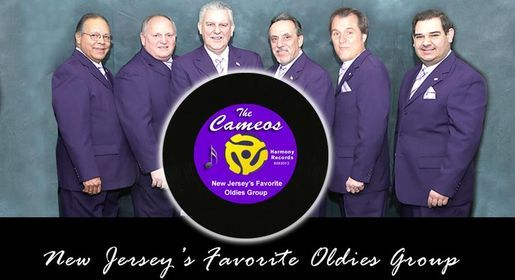 Fabulous '50s & Beyond Friday Night Dance Party with The Cameos, 15 October | Event in Wildwood | AllEvents.in