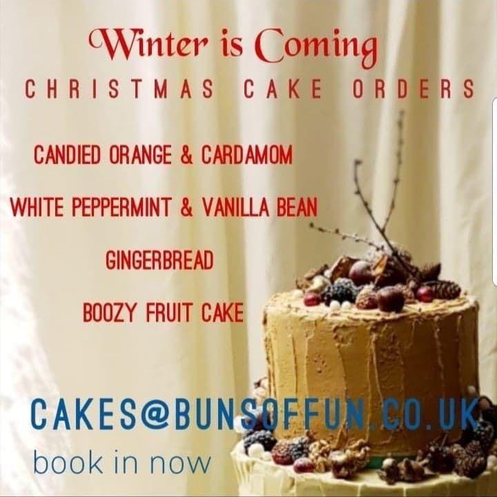 Alternative Christmas Cake.Alternative Christmas Cake Collection At Buns Of Fun Bakery