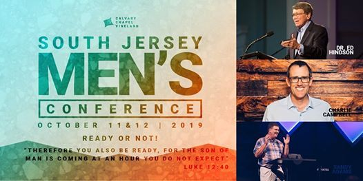 2019 South Jersey Mens Conference At Calvary Chapel