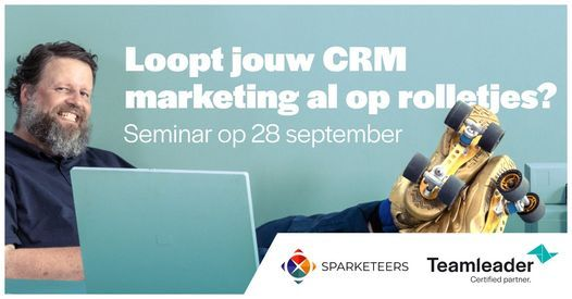 Je CRM-marketing op rolletjes!, 28 September | Event in Zwolle | AllEvents.in
